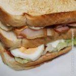 Sandwich 3 Pisos