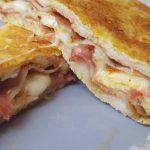 Sandwich Tortilla Francesa